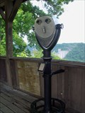 Image for Covered coin-op binoculars - Letchworth State Park, NY