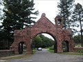 Image for Oak Grove Cemetery Gateway Arch - Springfield, MA
