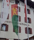 Image for Municipal Flag - Zermatt, VS, Switzerland