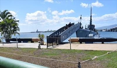 Mark 14 Steam-Driven Torpedo - Pearl Harbor.