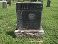 Image for William Leander Huffhines at Crane Old Town Cemetery, MO