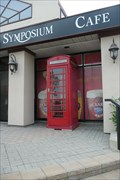 Image for Red Telephone Box - Mississauga, Ontario, Canada