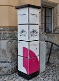 Image for E-Bike Ladestation am Rathaus — Zittau, Germany