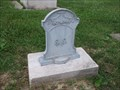 Image for Sallie Smith - Indian Creek Hill Cemetery - rural Montgomery County, IN