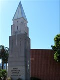 Image for First Lutheran Church - San Diego, CA