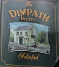 Image for Dimpath - Pub Sign - Felinfoel, Llanelli, Wales.