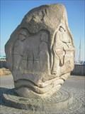 Image for Reliefsten Fur havn, Denmark