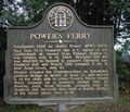 Image for POWER'S FERRY - GHM 033-90 - Cobb, Co. Ga.