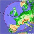 Image for ISS Sighting: Boulogne-sur-mer, France - Priem am Chiemsee, Germany - Site 1 (2nd time)