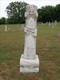 Image for James I. Wardlaw - Oak Grove Cemetery - Aubrey, TX