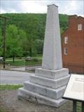 Image for John Brown Obelisk - Harpers Ferry, WV