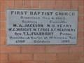 Image for 1900 - First Baptist Church of Farmersville - Farmersville, TX