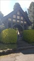Image for Combined WWI / WII memorial lych gate - St Mary - Corley, Warwickshire