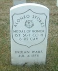 Image for First Sergeant Alonzo Stokes - St. Louis, MO