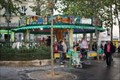 Image for Carousel - Near the Metro's Abbesses entrance
