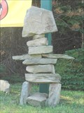 Image for Milton Heights Campground Inukshuk #2 - Milton, Ontario