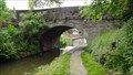 Image for Arch Bridge 26 Over The Peak Forest Canal, Disley, UK