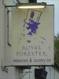 Image for Royal Forester, Callow Hill, Bewdley, Worcestershire, England
