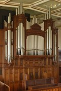 Image for Church Organ - Minster Church of St Peter ad Vincula - Stoke, Stoke-on-Trent, Staffordshire.