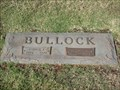 Image for 103 - Fannie J. Bullock - Chapel Hill Cemetery - OKC, OK