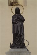 Image for Socha Panny Marie Nanebevzaté - Šlapanice, Czech Republic