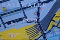 Image for You Are Here - Bishop's Bridge Road, London, UK