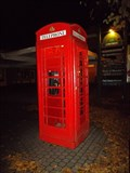 Image for St-Jovite Red Telephone Box