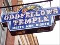 Image for IOOF Temple, Salem, Illinois.