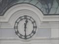 Image for Town Clock - Sloup, Czech Republic