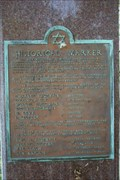 Image for Anshe Sphard Cemetery Historical Marker -- Shearith Israel Memorial Park, Dallas TX