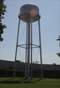 Image for Brown Shoe Water Tower - Trenton, TN