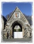 Image for St Thomas's Hospital - 14th Century Gateway Remnant - Sandwich Kent UK
