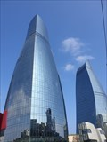 Image for Flame Tower 1 - Baku, Azerbaijan