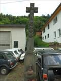 Image for Gliederkreuz mit Sockel und Nische - Niederadenau, RLP / Germany