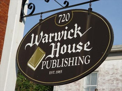 Today the Warwick House is home to Warwick Publishing