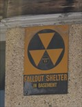 Image for Lincoln St. at Flores Ave. Fallout Shelter -- Laredo TX