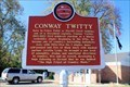Image for Conway Twitty - Mississippi Country Music Trail-20 - Friar's Point, MS