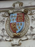 Image for Royal Coat of Arms - Shrewsbury, Shropshire, UK.[