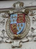 Image for Royal Coat of Arms - Shrewsbury, Shropshire, UK.[