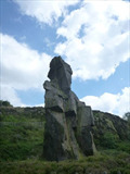 Image for Old Man Of Mow - Mow Cop, Stoke-on-Trent, Staffordshire, UK.