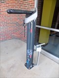 Image for UCO's Nigh University Center bike repair station - Edmond, OK USA