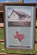 Image for Masterson JY Bunkhouse -- Ranching Heritage Center, Lubbock TX