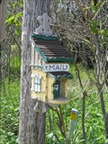 Image for Little Yellow House Mailbox - London, Ontario