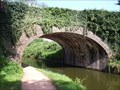 Image for Tidecombe Bridge, Great Western Canal, Devon UK