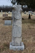 Image for James E. Langford - Necessity Cemetery - Necessity, TX
