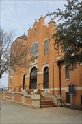 Image for FIRST -- Superintendent of San Angelo Presbyterian Church Sunday School -- San Angelo TX