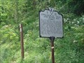 Image for Appalachian Trail Historic Marker - Bluemont, Virginia