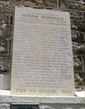 Image for Hiram Bingham - 100 years - Honolulu, Oahu, HI