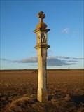 Image for Boží muka / Wayside Shrine v zatácce železnicní trati, Šatov, okres Znojmo,  Czech republic