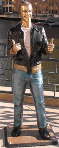 Image for Bronze Fonz Statue - Milwaukee, WI